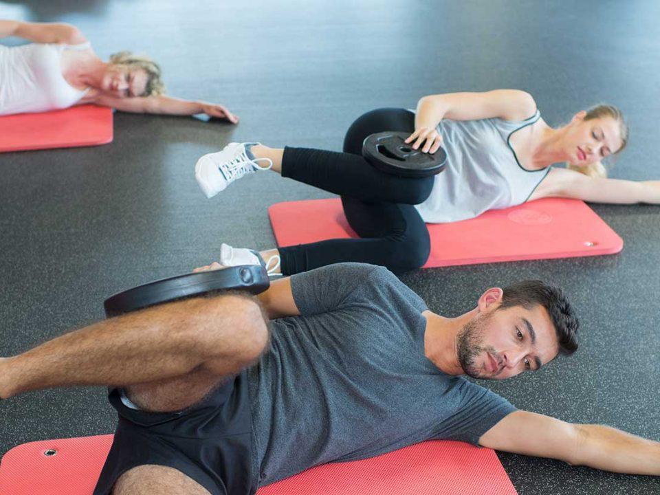Training sau Fitness