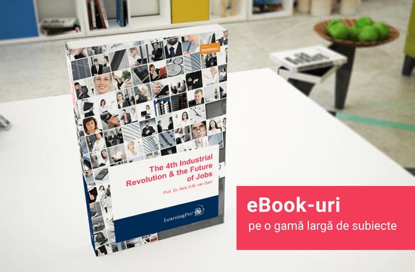 Ebook-uri pe o gamă largă de subiecte