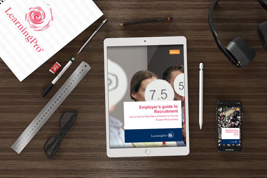 eBook Learning Pro Employer Recruitment
