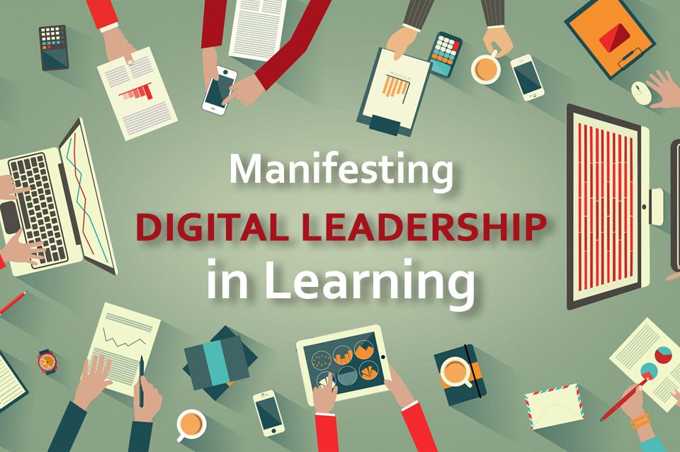 Digital Leadership in Learning